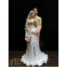 Свадебная фигурка - Свадебная пара (28312/p)