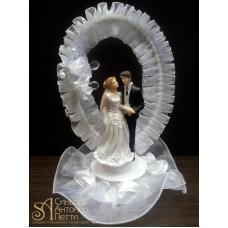Свадебная фигурка - Свадебная пара (28333/p)