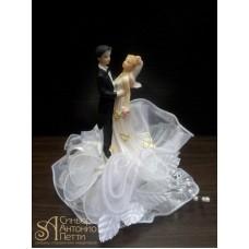 Свадебная фигурка - Свадебная пара (28342rN/p)