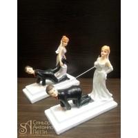 Свадебная фигурка - Свадебная пара (28422/p)