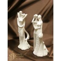 Свадебная фигурка - Свадебная пара (28466/p)