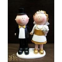 Свадебная фигурка - Свадебная пара (29070/p)