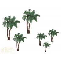 Пластиковая фигурка - Пальма (24317/p)
