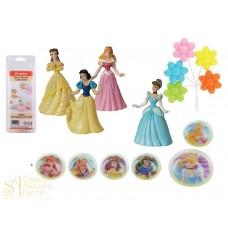 Игровой комплект - Принцессы (70442/p)