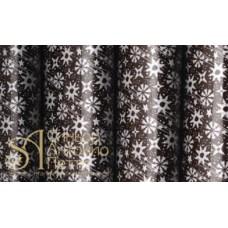 Переводные листы для шоколада, 30*40см. - Снежинки и звезды, 12шт. (81929)