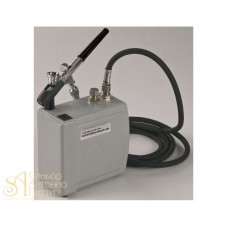 Аэрограф-краскораспылитель с компрессором (DECOCP 1)