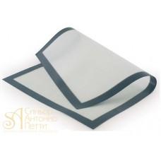Силиконовый антипригарный коврик на тканной основе, 60*40см. (SILICOPAT 1B)