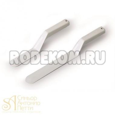 Лопатка пластмассовая с изгибом, 15см. (50 SA150)