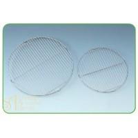 Решетка из нерж. стали  для стекания глазури, круглая, 30см. (PR 30)