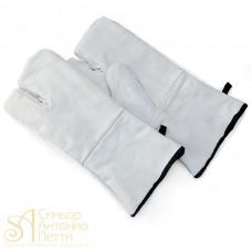 Пекарские замшевые перчатки, 2шт. (GL 3)