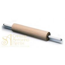 Деревянная скалка, 45см. (RLS 45)