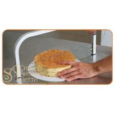 Пила для горизонтальной нарезки бисквита, 3 лезвия (CS 3)