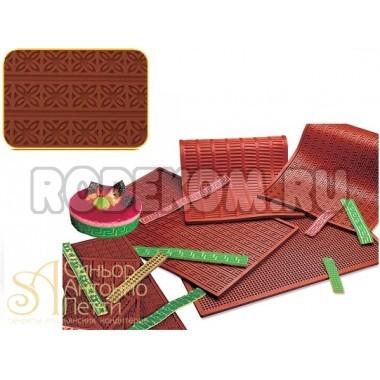 Рельефный коврик - Майолика (RELIEF 12)