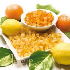 Цукаты - Кубики апельсин, репа, 6*6мм., 5кг. (LMC 623007050)