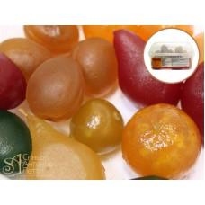 Цукаты - Засахаренные цельные фрукты, микс, 1кг. (LMC 632900121)