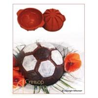 Форма для выпечки UniFlex - Футбольный Мяч (SFT 313)