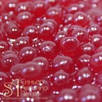 Желейные шарики, 8-10мм. 3кг. Красные (JELB D8-10 BIG)