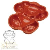 Форма для выпечки HappyFlex - Медвежонок (HF 01282)
