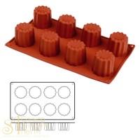 Форма для выпечки HappyFlex - Цветы большие (HF 03092)