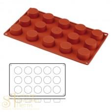 Форма для выпечки HappyFlex - Птифур (HF 03150)