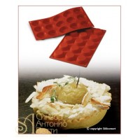Форма для выпечки SiliconFlex - Тарталетка малая (SF 014)