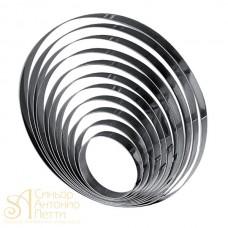 Металлическая форма - Круг, 8см. (1H2x8RU)