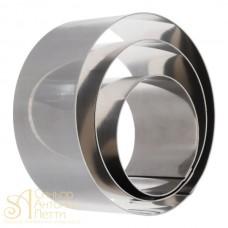 Металлическая форма - Круг, 24см. (1H10x24RU)