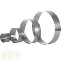 Металлическая форма - Круг, 20см. (1H6x20RU)