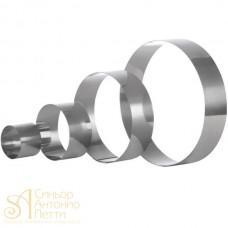 Металлическая форма - Круг, 18см. (1H6x18RU)