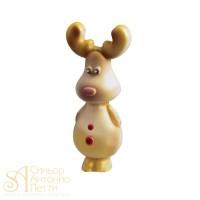 Набор форм для изготовления шоколадных фигурок - Олень, 2шт. (20-C1001)