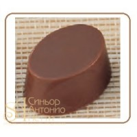 Форма для конфет - Овал (MA 1074)