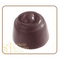 Форма для конфет - Цилиндр с ягодкой (MA 1094)