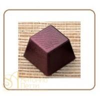 Форма для конфет - Пирамида с солнцем (MA 1303)