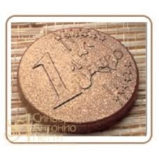 Форма для конфет - 1 Евро (MA 1467)