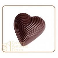 Форма для конфет - Сердце (MA 1513)