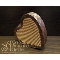 Форма для выпечки из гофробумаги - Сердце, 130*133мм. (MCUO/p)