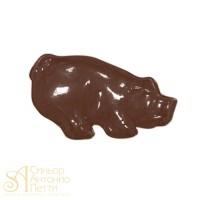 Форма для отливки шоколадных фигурок - Поросенок (90-11202)