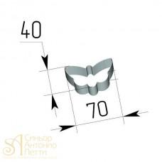 Металлическая вырубка - Бабочка (CUT BUTERFL1)