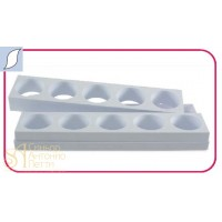 Форма для пирожных - Листик (Monop A0011)
