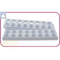 Форма для пирожных - Треугольник (Mignon A004)