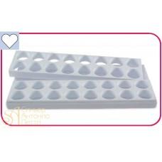 Форма для пирожных - Сердце (Mignon A007)