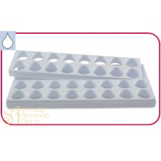 Форма для пирожных - Капля (Mignon A008)