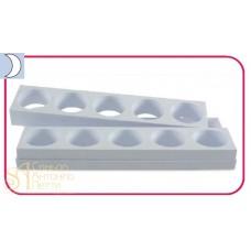 Форма для пирожных - Полумесяц (Monop A0015)
