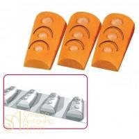 Пластиковые миниформы, 3шт. (SSM 024/3)