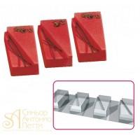 Пластиковые миниформы, 3шт. (SSM 035/3)