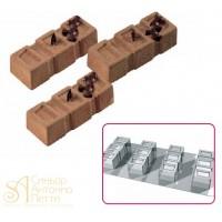 Пластиковые миниформы, 3шт. (SSM 037/3)