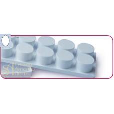 Пластиковый выдавливатель - Овал (ED 2)