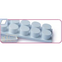 Пластиковый выдавливатель - Ромб (ED 6)