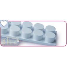Пластиковый выдавливатель - Сердце (ED 7)
