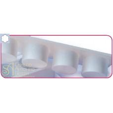 Пластиковый выдавливатель - Цветок (EM 12)